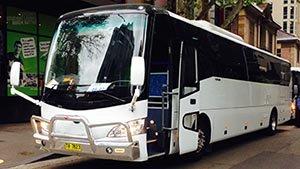 Coach Charter Sydney